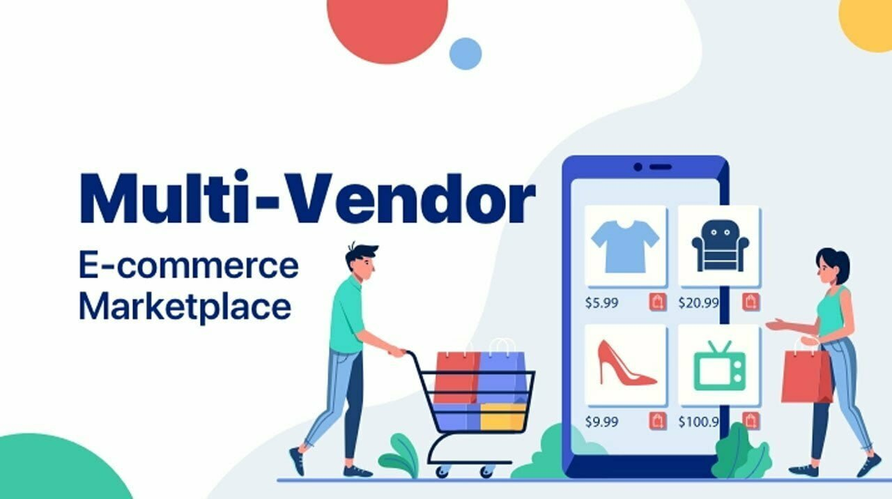 Multi Vendor eCommerce